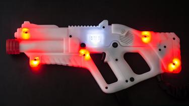 Лазертаг ружье